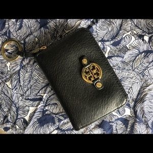 Brand New Tory Burch Wallet with key ring